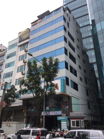Cho thuê văn phòng Hoàng Quốc Việt tòa nhà 141