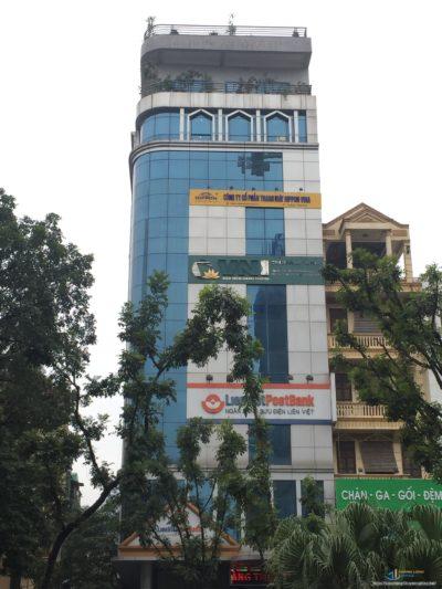 Cho thuê văn phòng Hoàng Quốc Việt